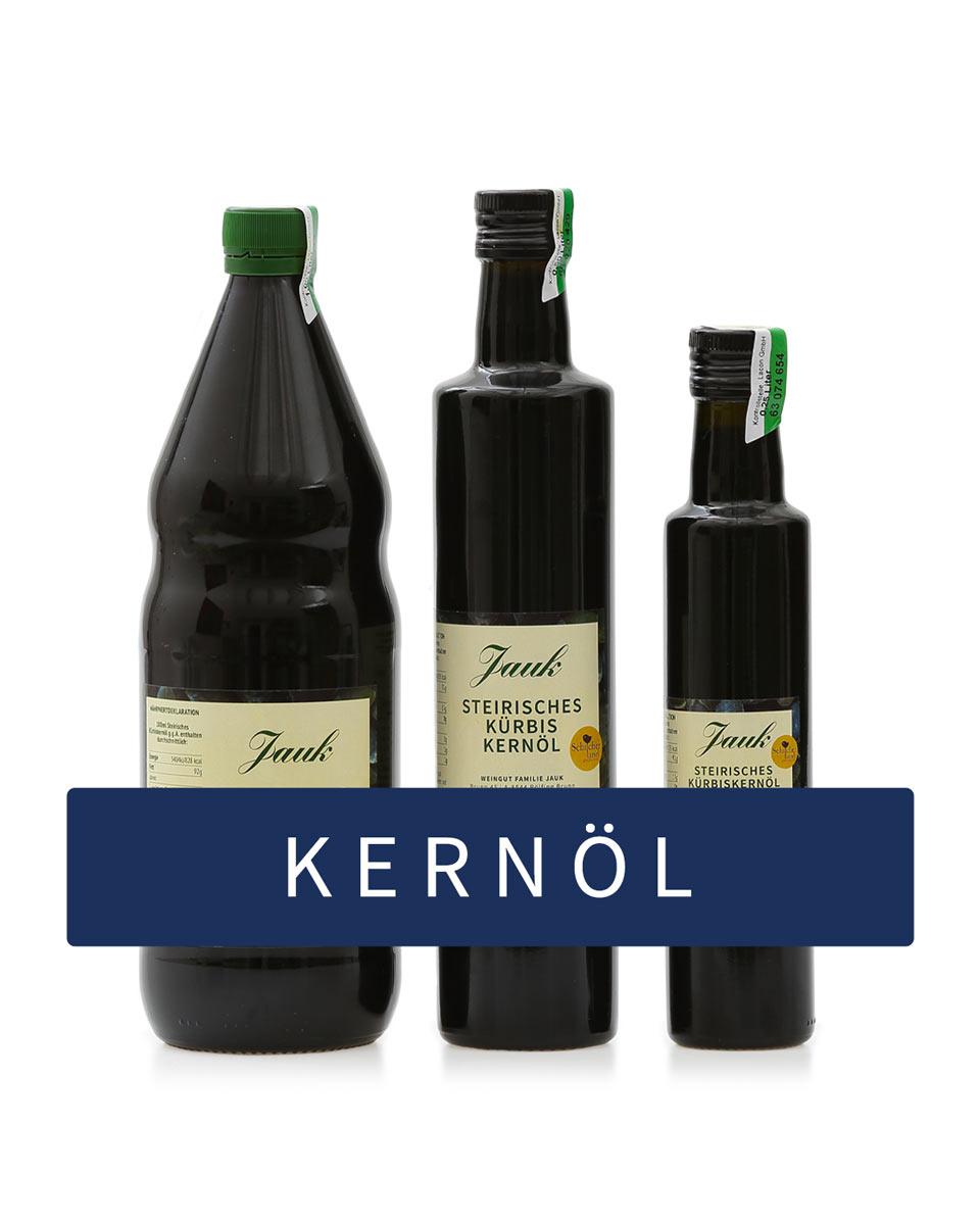 Kürbiskernöl Weingut Jauk